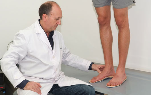 Top100 especialistas m dicos la importancia del calzado estudio biomec nico de la pisada 5 - Estudio biomecanico de la pisada ...