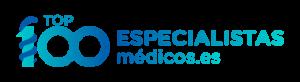 logotipo-top100 especialistas médicos y profesionales de la salud